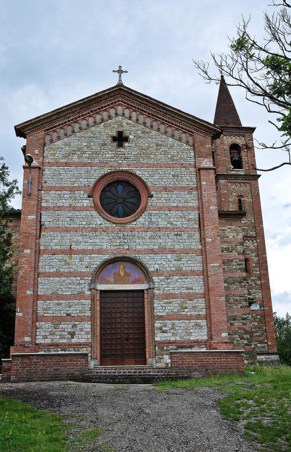 Download Historical Church Of Emilia-Romagna. Italy. Stock Image - Image: 22776415