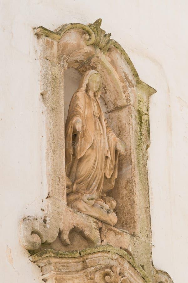 Historical church. Martina Franca. Puglia. Italy. Historical church of Martina Franca. Puglia. Italy royalty free stock images