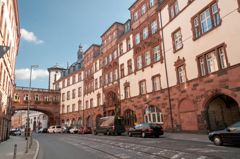 Download Historical City Center,Frankfurt-on-Main,Germany Stock Photo - Image: 18529700