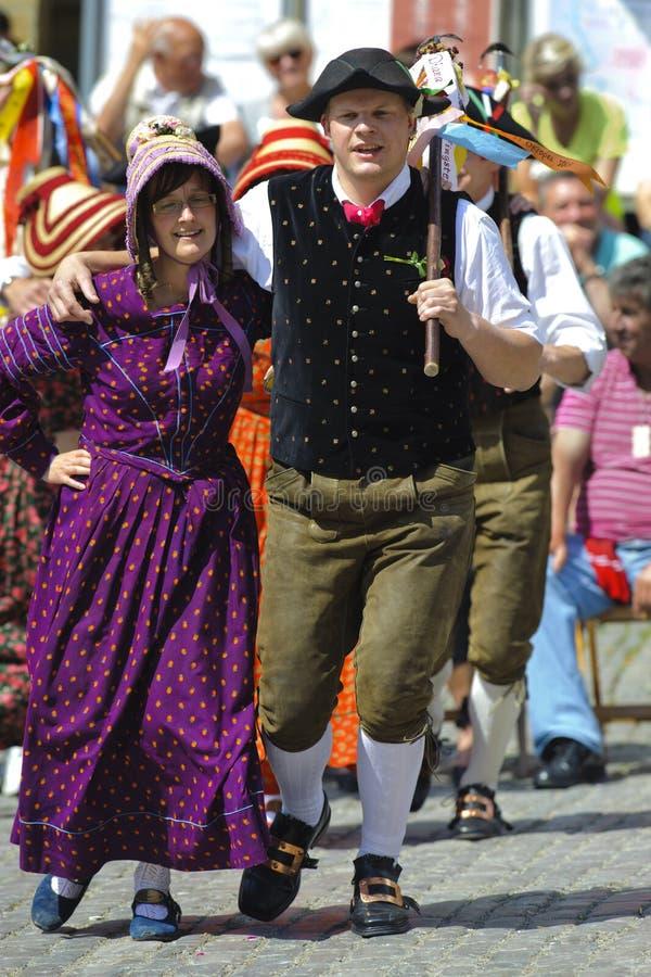 Historical Dance Editorial Stock Photo