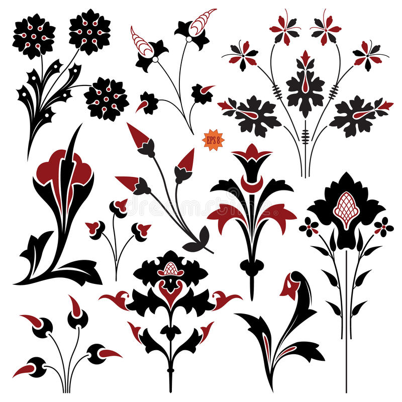 Download Historical Design Collection Stock Vector - Image: 13903521
