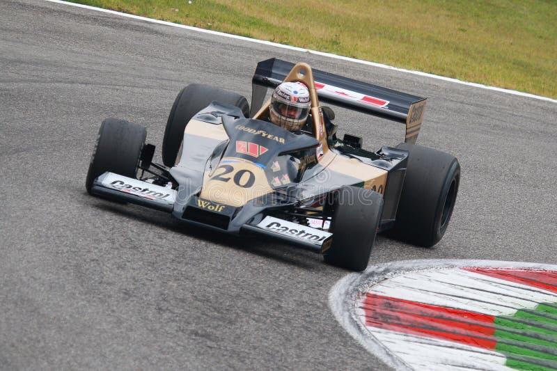 Historical Formula One Championship Editorial Image