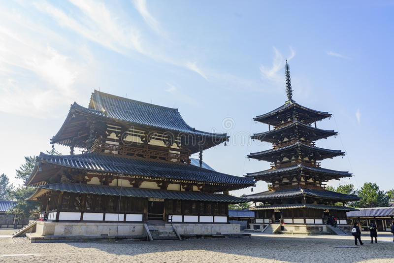 Download The Historical Horyu Ji Editorial Photography - Image: 83717152