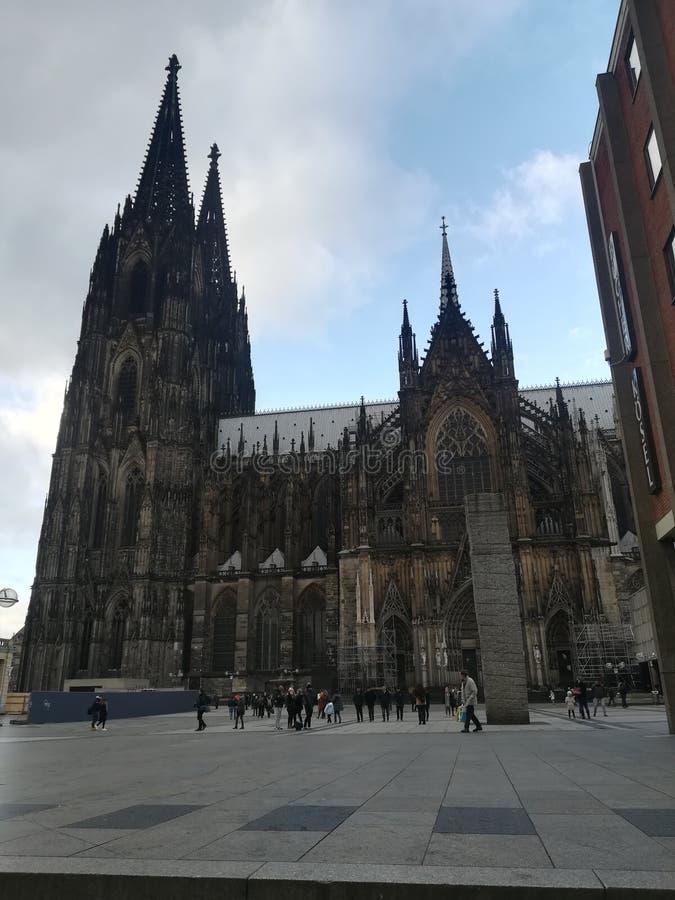 Der Kölner Dom royalty free stock photography