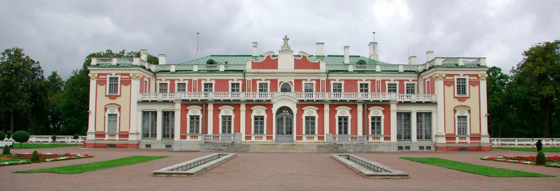 Download Historical Kadriorg Palace stock image. Image of kotli - 6273159