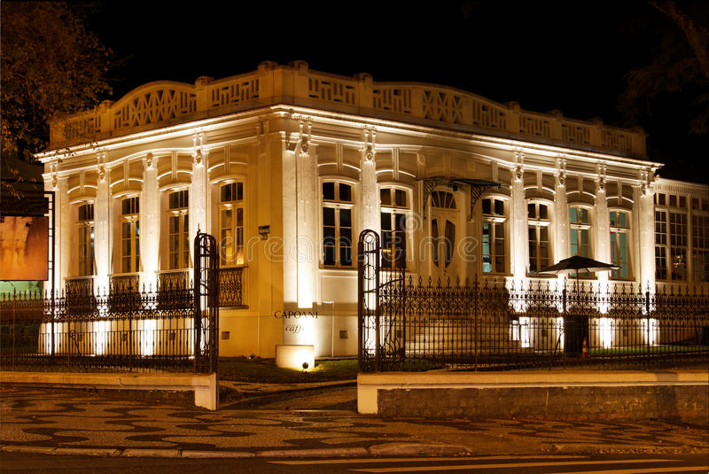 Download Historical Mansion Curitiba Stock Photo - Image: 13475404