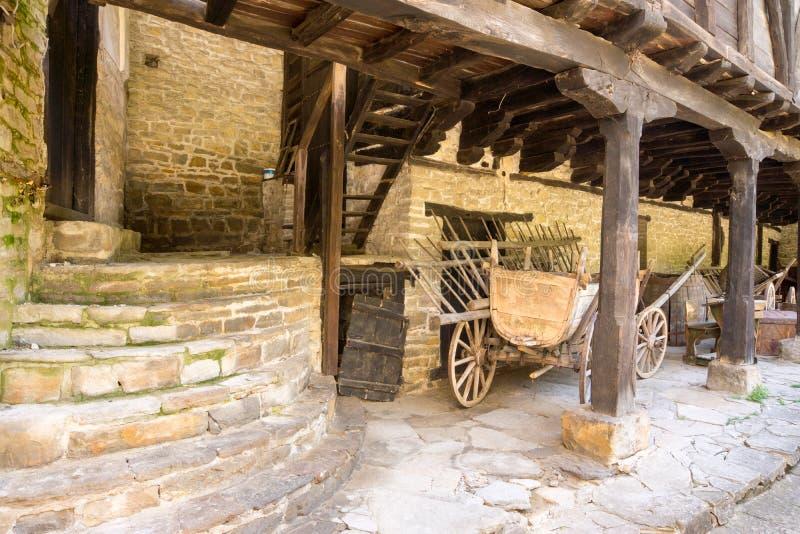 Historical Museum of Dryanovo Monastery in Bulgaria royalty free stock photography