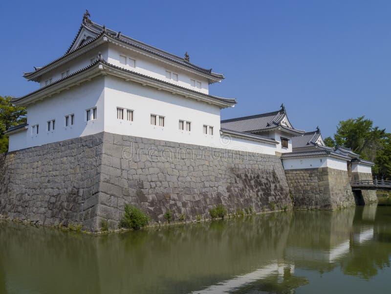 Historical park - Sunpujo Park. At Shizuoka, Shizuoka Prefecture stock images