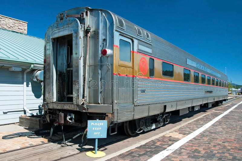 Download Historical Passenger Car In Grand Canyon National Park Stock Image - Image: 31030695