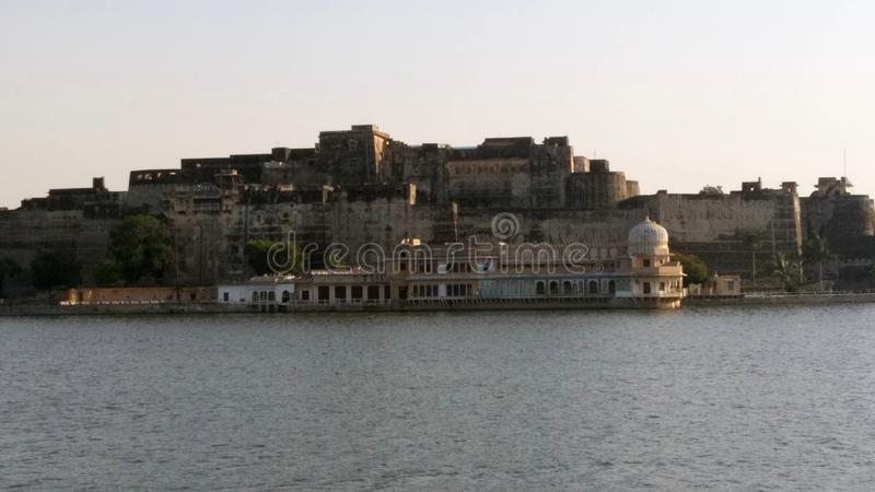 Kishangarh fort. Historical place Kishangarh fort in ajmer, rajasthan stock photos