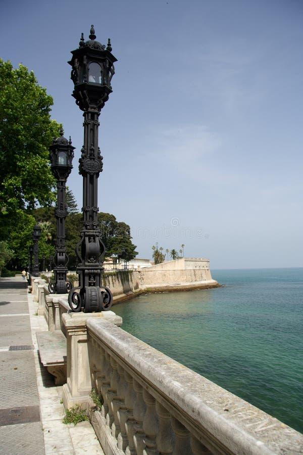 Historical Promenade Royalty Free Stock Photo