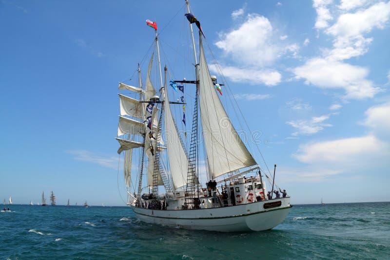 Download Historical Seas Tall Ship Regatta 2010 Editorial Image - Image: 14458815