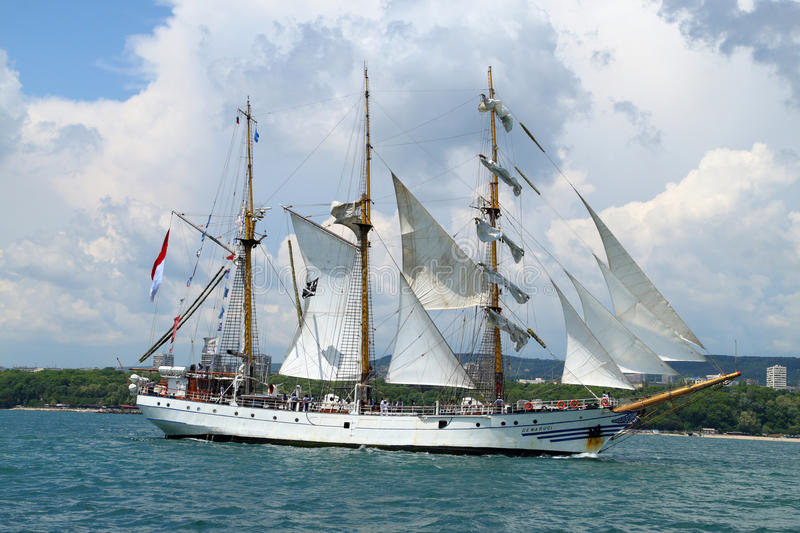 Download Historical Seas Tall Ship Regatta 2010 Editorial Photography - Image: 14459062