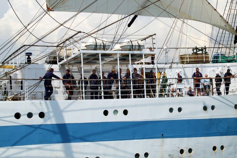 Download Historical Seas Tall Ship Regatta 2010 Editorial Stock Photo - Image: 14459143
