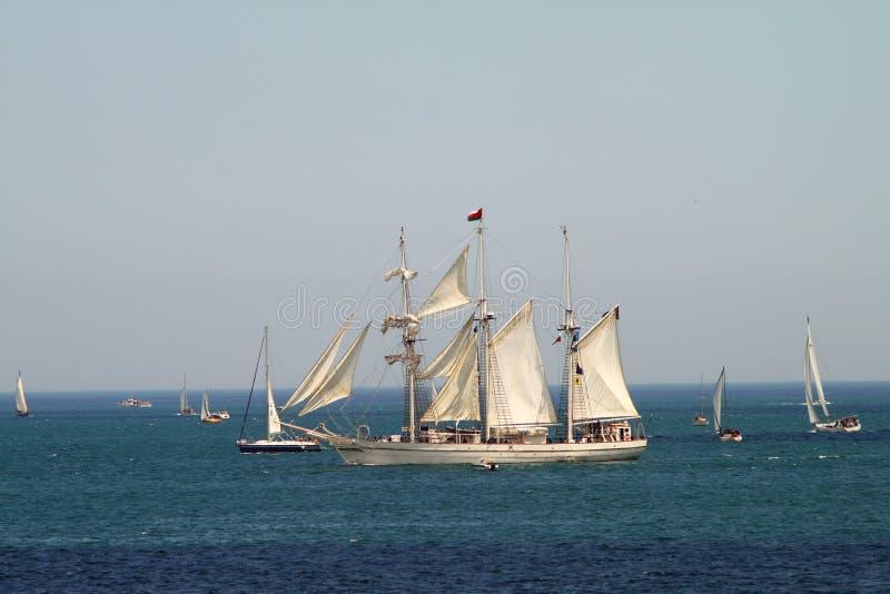 HISTORICAL SEAS TALL SHIPS REGATTA 2010