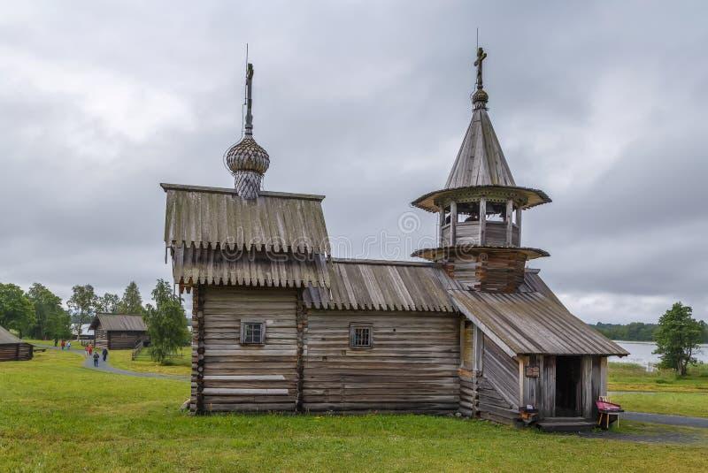 Kizhi Pogost, Russia stock images