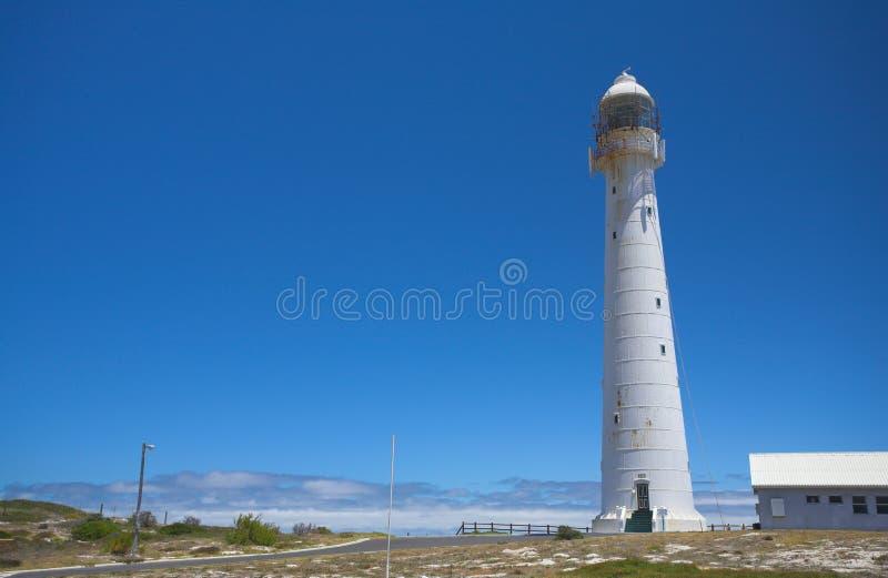 The Historical Slangkop Lighthouse royalty free stock photos