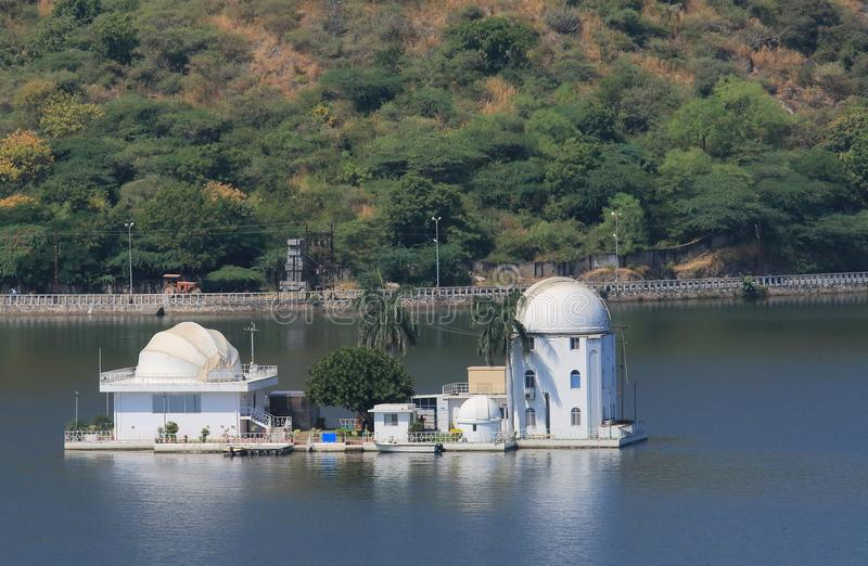 Historical solar observatory building Udaipur India. Historical solar observatory building in Udaipur India stock photo