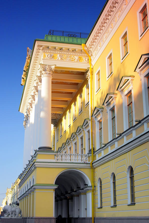 Download Historical View Of Saint-Petersburg Stock Photo - Image: 25704886