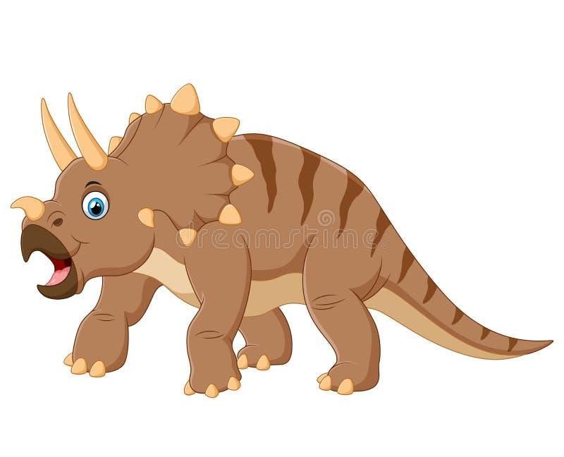 Historieta del Triceratops libre illustration
