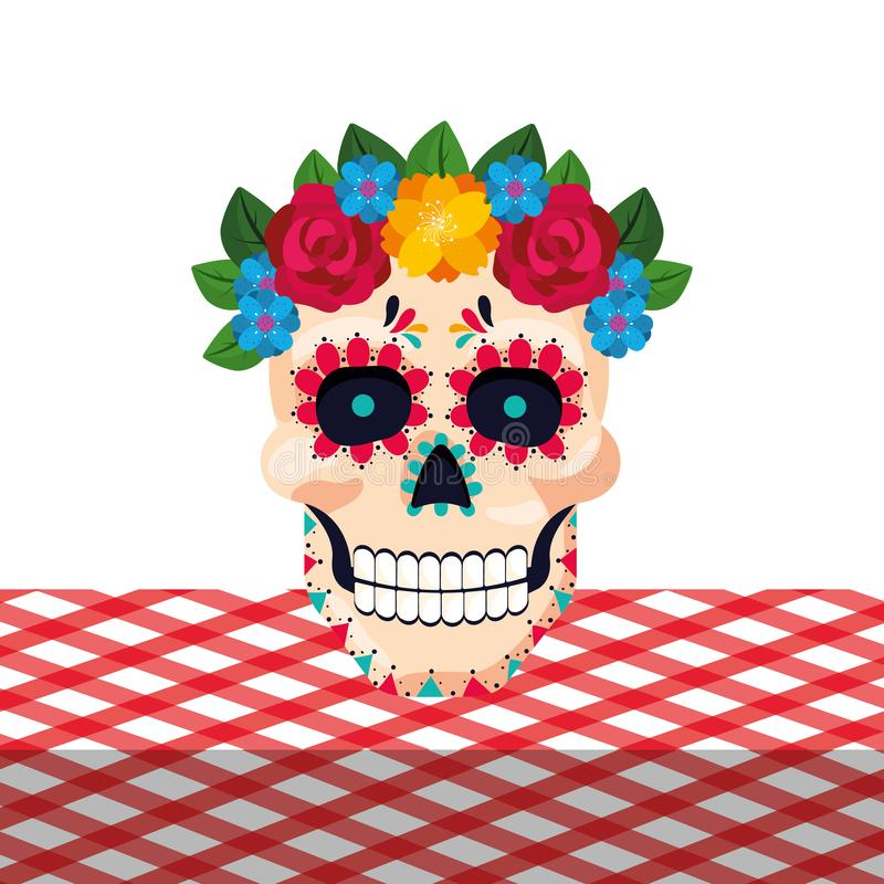 Historieta mexicana de la cultura libre illustration