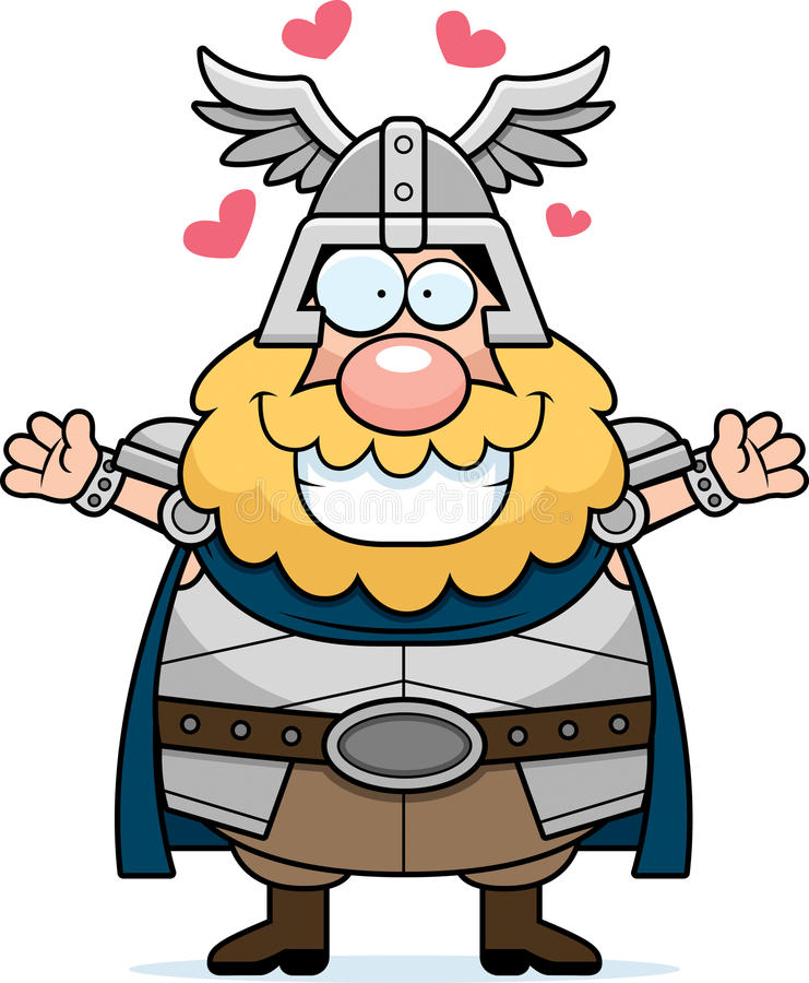 Historieta Thor Hug libre illustration