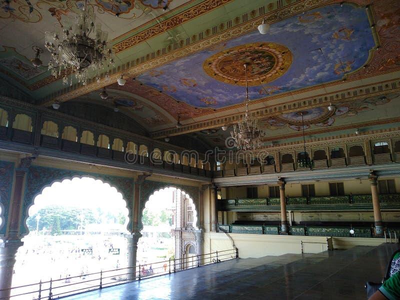 Historii architektury projekta ind zabytek Pune zdjęcie stock