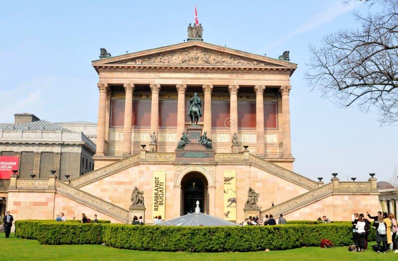 Historii muzeum obraz royalty free