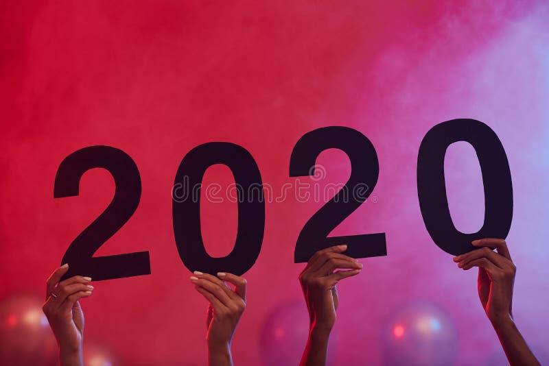 Historique du Parti 2020 image libre de droits