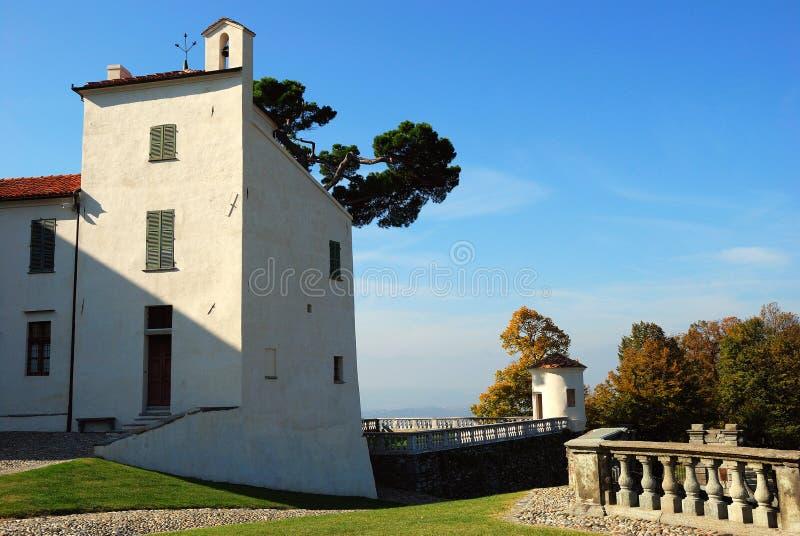 Historisch kasteel stock foto's