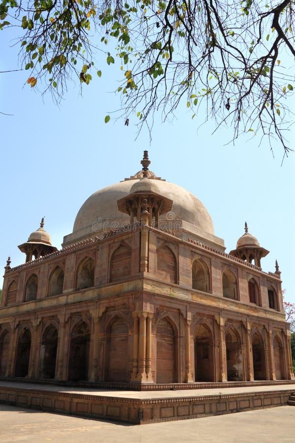 Historisch Monument in Allahabad India royalty-vrije stock fotografie