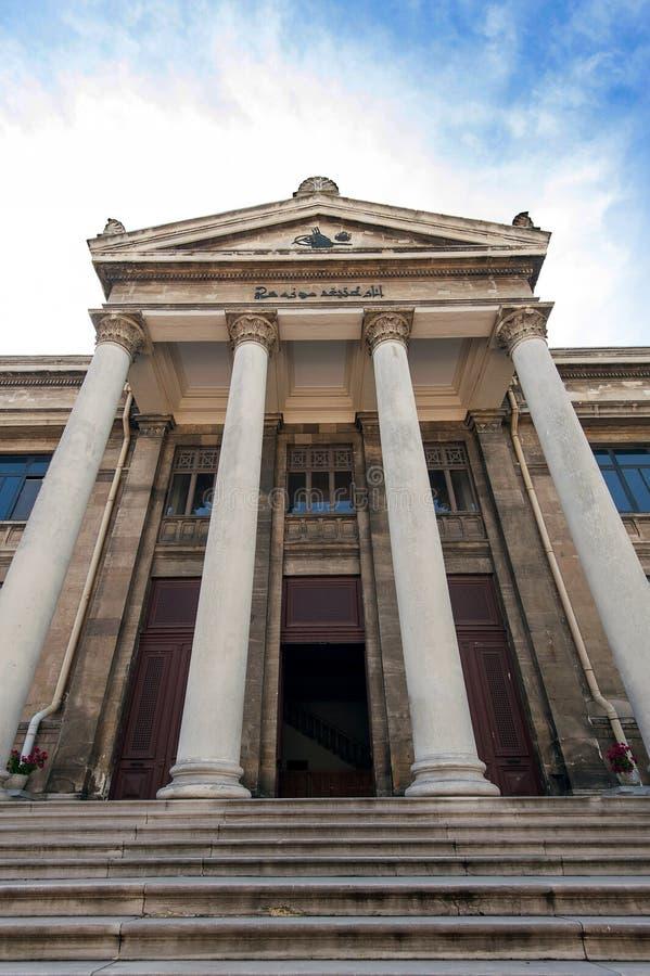 Historisch museum van Istanboel royalty-vrije stock foto's