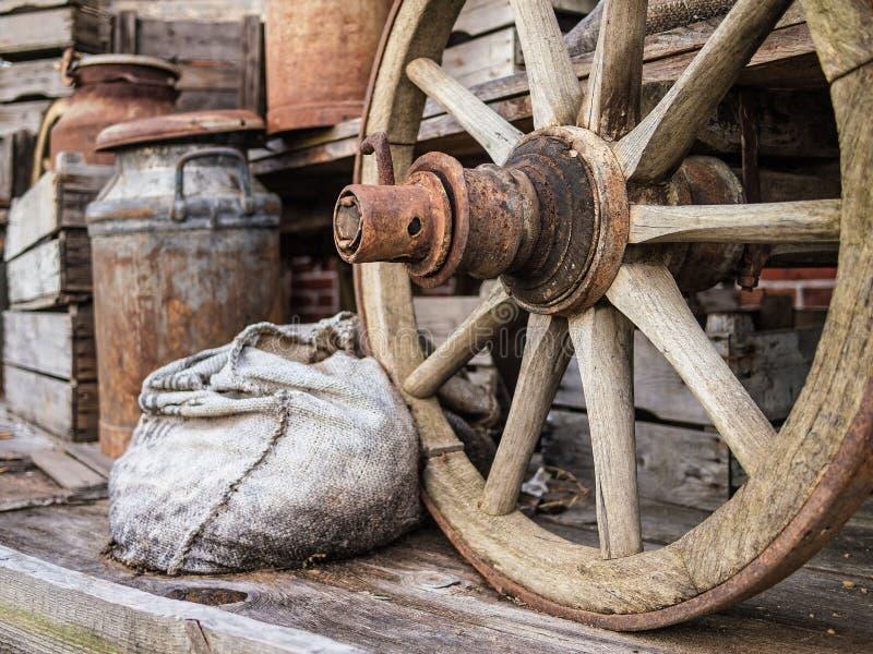 Historische dingen stock fotografie