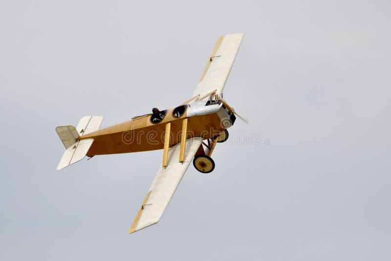 Historische Flugzeuge lizenzfreie stockbilder