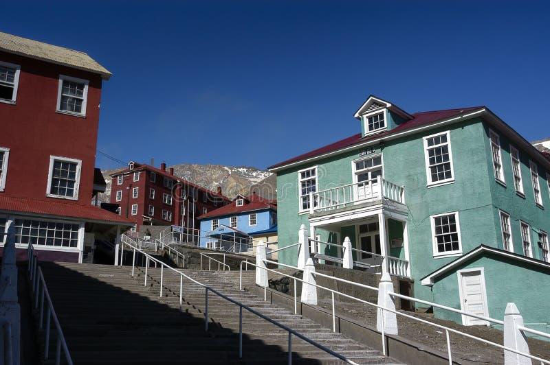 Historische Gebäude lizenzfreie stockfotos