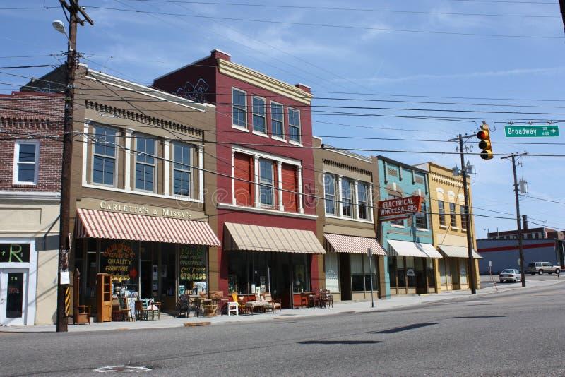 Historische gebouwen stock fotografie