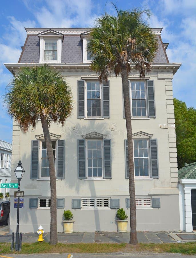 Historische Häuser stockfotos