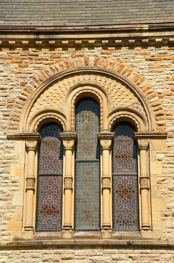 Historische Kirche stockfotografie
