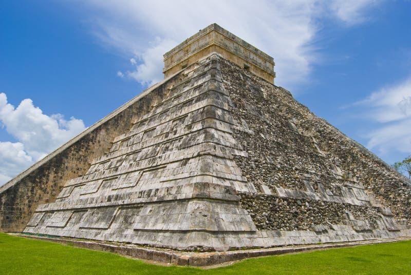 Historische Pyramide lizenzfreie stockfotos