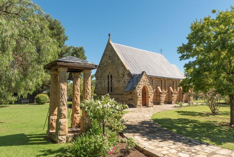 Download Historische St James Anglican Church In Ladybrand Redactionele Stock Foto - Afbeelding bestaande uit monument, blauw: 114225538