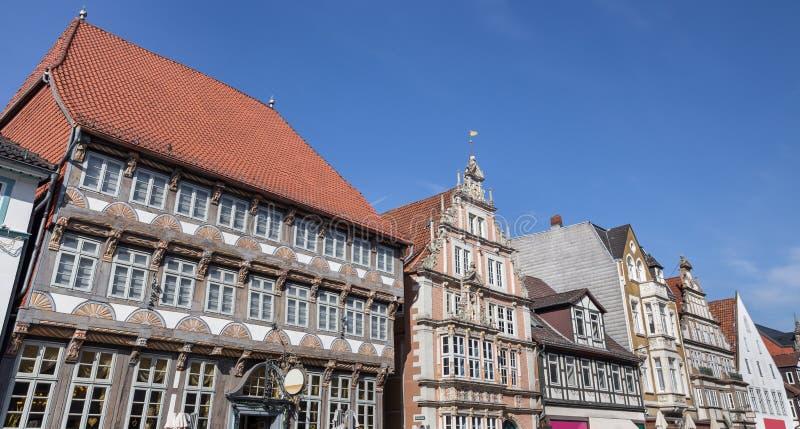 historische stad hameln Duitsland royalty-vrije stock afbeelding