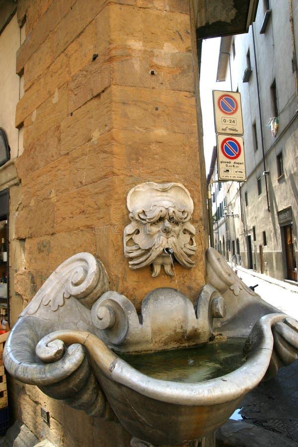 Historischer Brunnen stockfotos