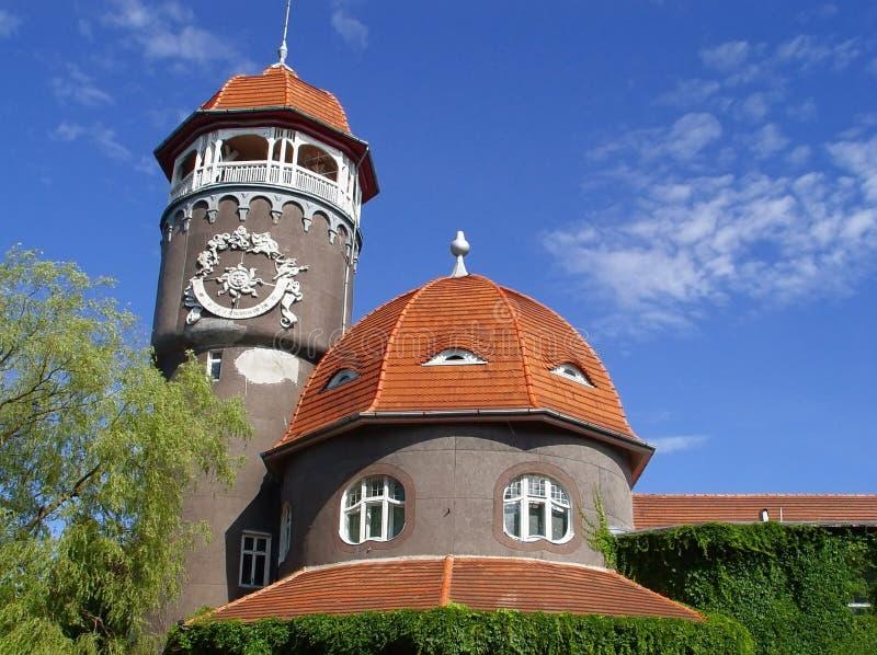 Historischer Palast stockfotografie