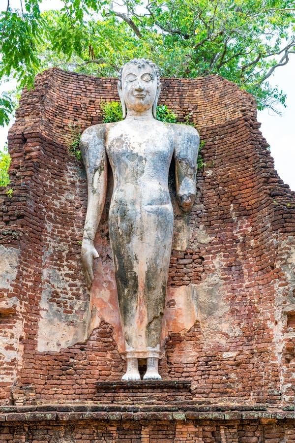 Historischer Park Kamphaeng Phet, Welterbestätte lizenzfreies stockbild
