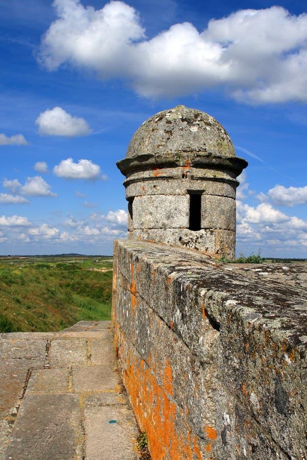 Historisches Dorf Almeida, Portugal lizenzfreie stockbilder