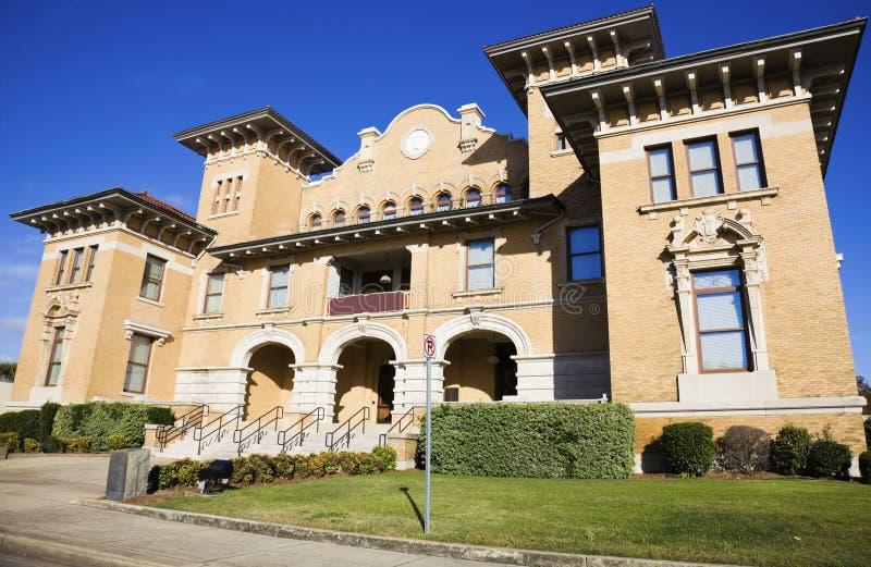 Historisches Gebäude in Pensacola lizenzfreie stockfotografie