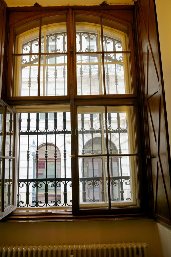Historisches Schloss lizenzfreie stockfotos
