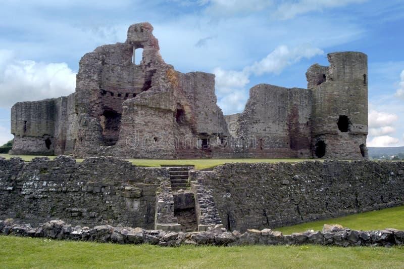 Historisches Schloss, Großbritannien lizenzfreie stockbilder