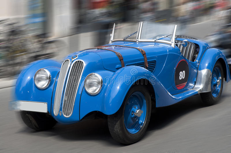 historisk bil arkivfoton