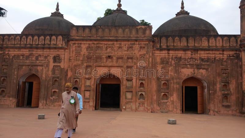 Historisk byggnad som är tohakhan royaltyfri bild